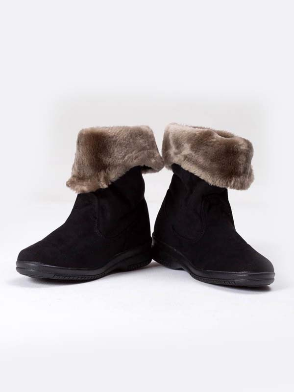 Brixie Boots Black