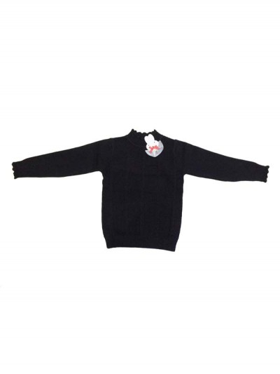 Kids Sweater Girls Black