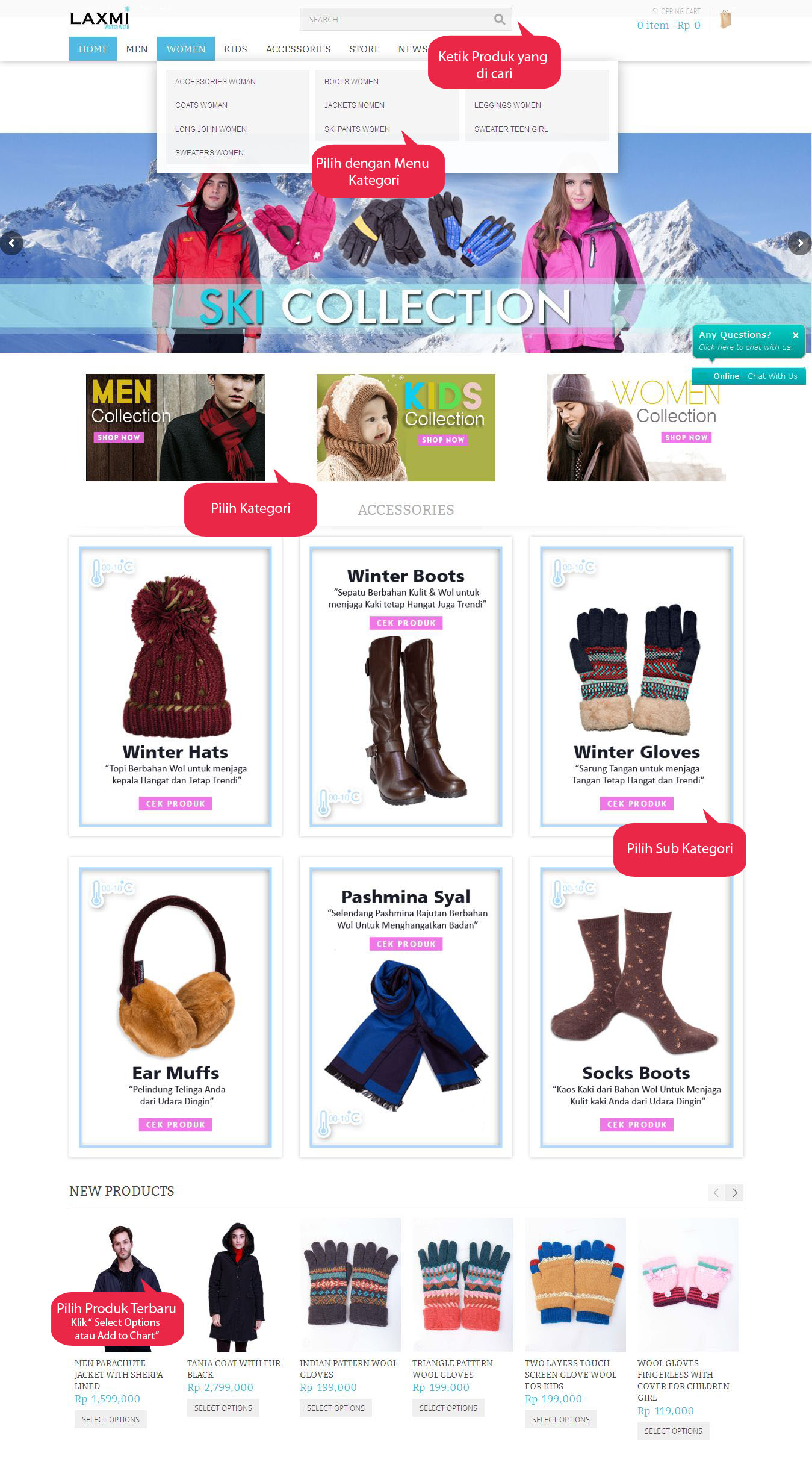 Shopping Guide Page 1