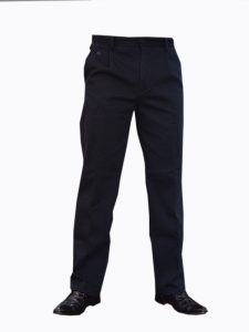 Ski Pant Black Waterproof