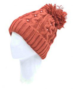Pearl Pom-Pom Beanie Women Hat-118 ini terbuat dari bahan wol yang sangat berkwalitas. sangat berguna di udara dingin, jadi bagi anda yang ingin berlibur ...